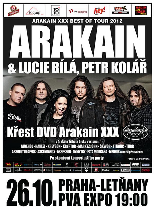 Arakain XXX
